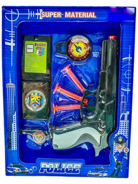 Polizei Set WB ca. 21x28x3,5cm