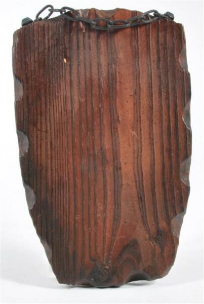 Holzbild ca. 21x13,5 cm