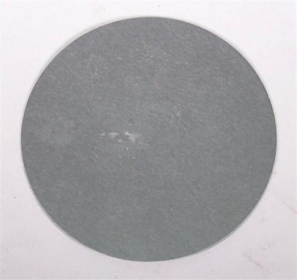 Metallplättchen Durchm. ca. 15 cm