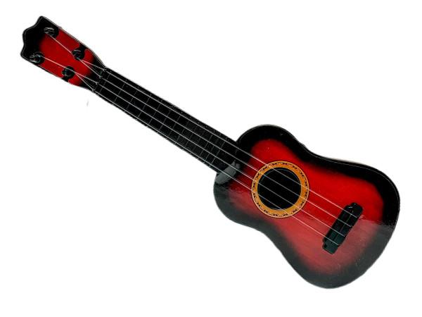 Spielzeug Gitarre AK ca. Karte ca. 41x16,5x3,5cm