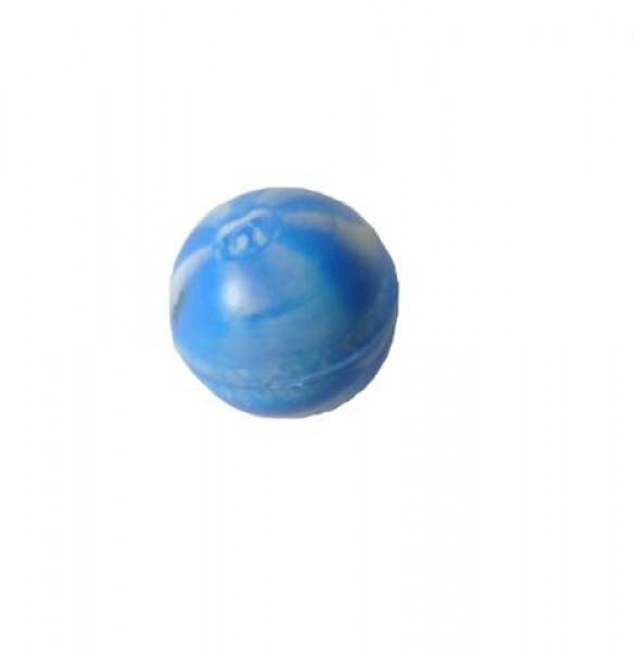 Dopsball 25 2farbig, farbl.sort. lose, ca. D: 25 mm