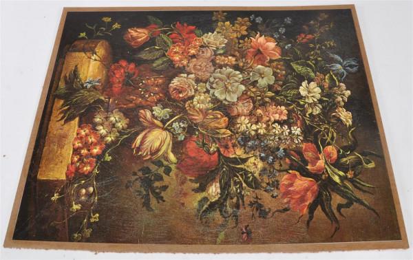 "Bild ""Blumenstrauß"" ca. 53x43 cm"