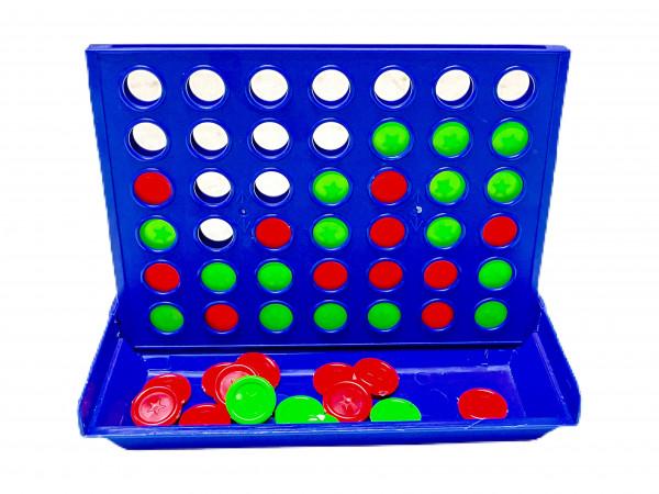 """Spiel """"vier gewinnt"""" GK, ca.13x10x9 cm"""