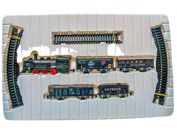 Elektrische Eisenbahn GK; ca. 47.0 x 29.0 cm