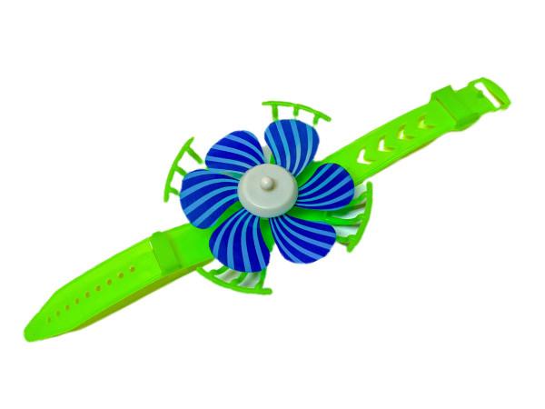 Armband mit Windrad farbl. sort. OPP ca. 19x6cm
