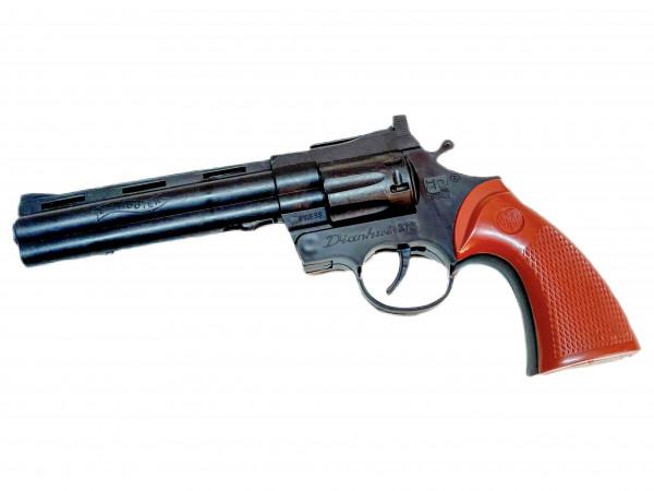 Revolver für 8 Schuss Ringe GK, ca. 27,5x12x3,5cm