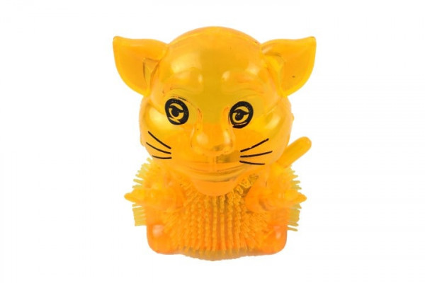 LED Katze DIS., ca. 7x5x4 cm