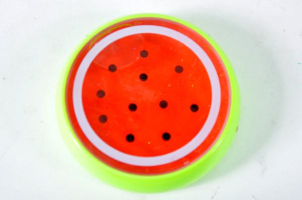 Knet Slime in Früchtedose farbl. sort DIS ca. 7cm D