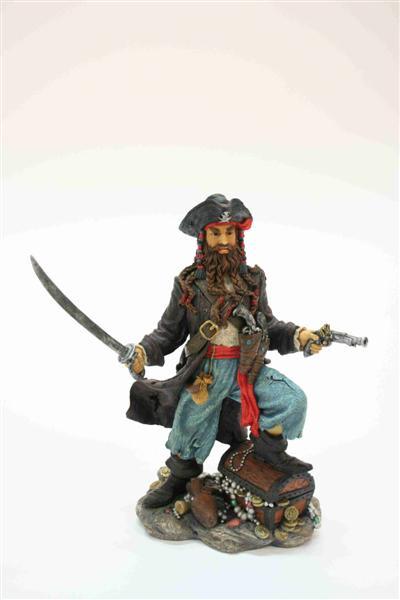 Pirat BB; ca. H: 28cm