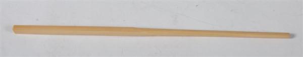 Holz-Essstäbchen 10er Pack ca. L: 24 cm