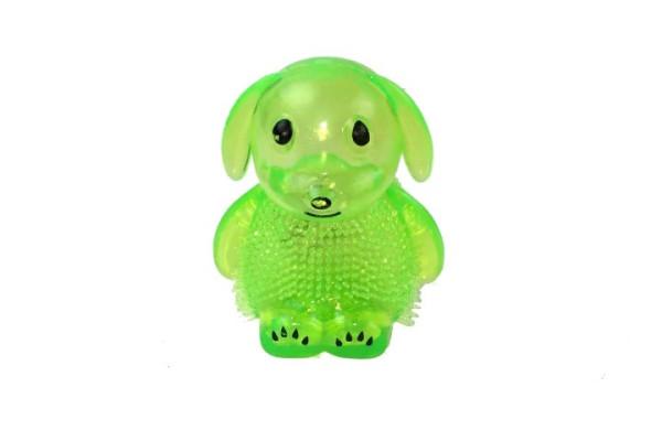 LED Hund DIS., ca. 6,5x5x4,5 cm