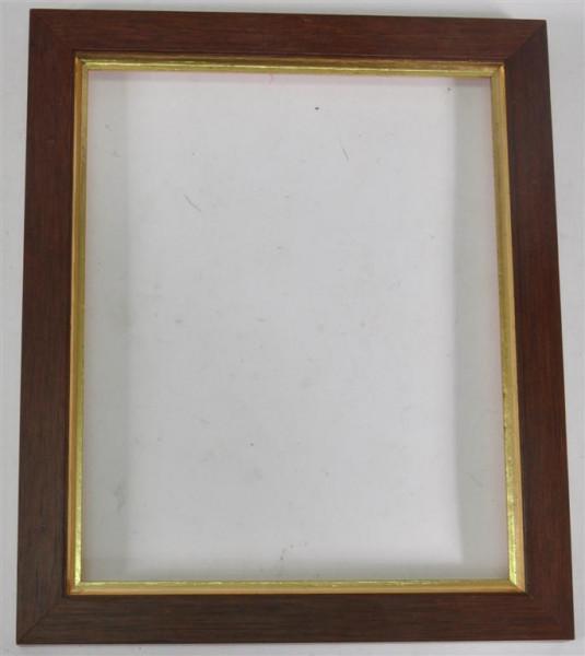Holzrahmen ohne Glas ca. 21x17,5 cm