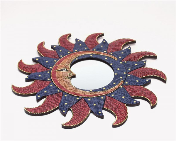 Spiegel Sonne BB, ca. D: 39cm