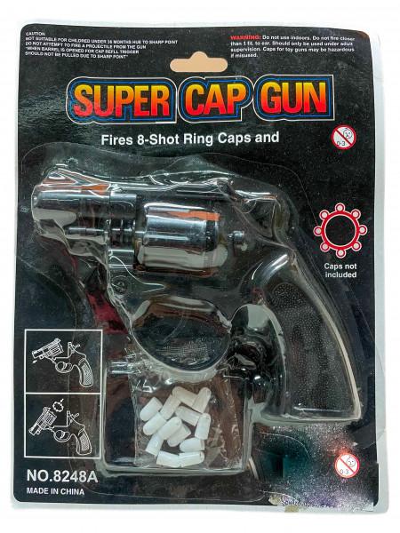 Spielzeugpistole AK ca. 19x15x3cm