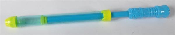 Wasserpistole m. Griff Schwert farbl.sort ca.30 cm, Durchm. ca.2,5 cm