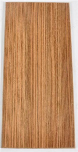 Platte Holzdekor ca. 26x12 cm