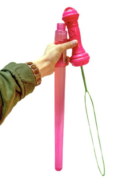 Seifenblasen Schwert farbl. s. DIS, ca. 60cm