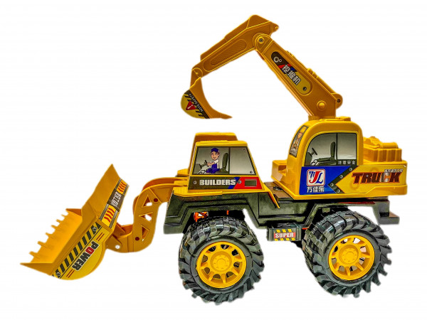 Baufahrzeug PBH ca. 39x19x16cm