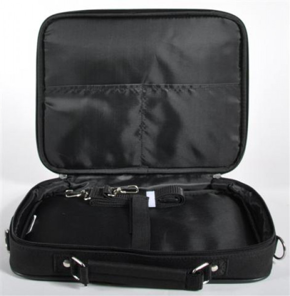DICOTA base xx Universal Notebook Tasche 30,73cm 12,1 Zoll bis 310x240x40mm schwarz