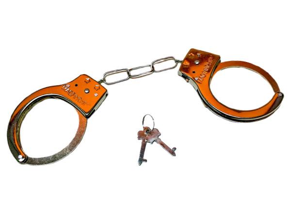 Handschellen Metall GK, Länge ca. 23 cm