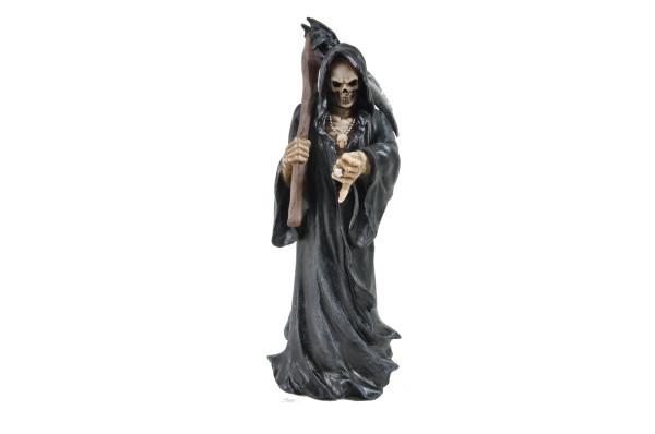 Skelett mit Schwert 3fach sortiert BB ca. 22x9x9cm