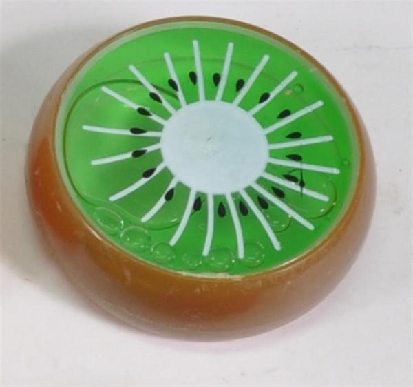 Knet Slime in Früchtedose farbl.sort. DIS, ca.5,5x2 cm