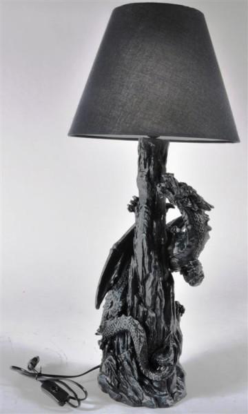 Drachenlampe BB, ca. 69,5x30x30 cm
