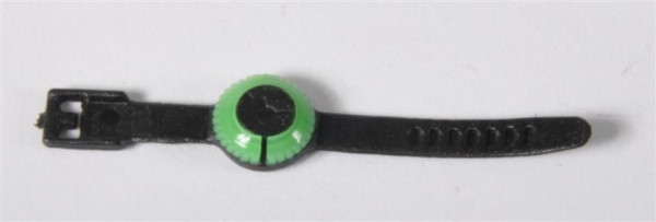 Kunstoff Uhren PB ca. 5,7 x 1,1 cm
