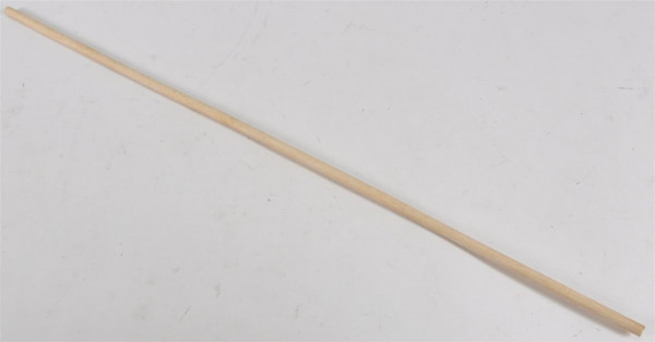 Holzstab ca 60 cm lang, D: ca.0,80 cm