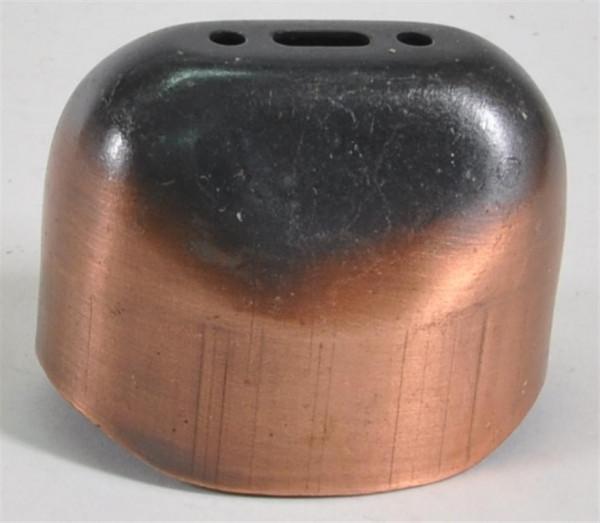 Glocke ohne Klöppel ca.6x4,5 cm