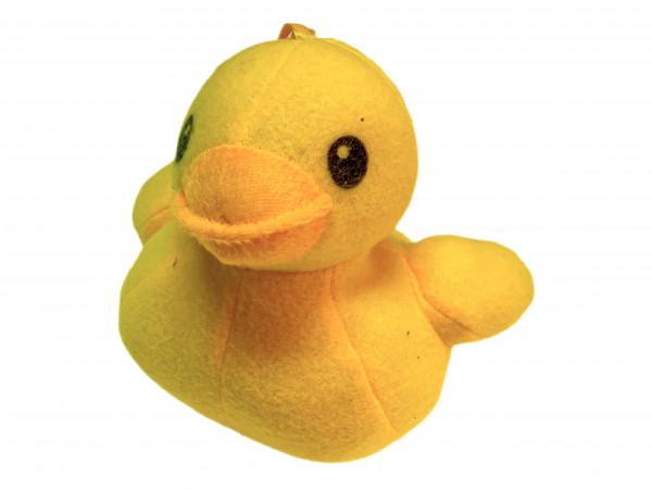 Gelbe Ente ca.16x16x13 cm