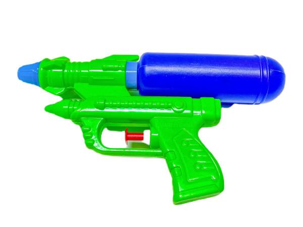 Wasserpistole farbl. sort. OPP ca. 19x11x4cm