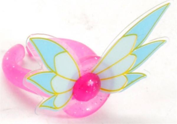 Ring bunt m. Flügeln Durchm. 1,5 cm