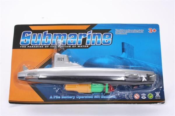 U-Boot m. Motor BC, ca. L: 32cm