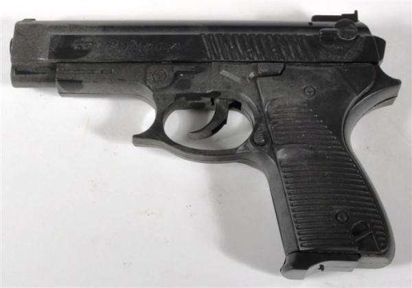 BB Pistole / unter 0,5 Joule GK ca.21x14x3,7cm
