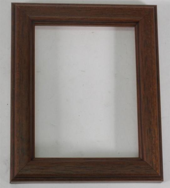 Holzrahmen ohne Glas ca. 11x9 cm