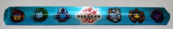 Schnapparmand Bakugan OPP ca. 22cm lang