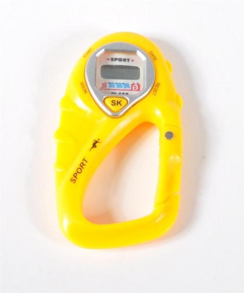 Stoppuhr 4f. sort. ohne Batterien OPP ca. 7,5x4 cm