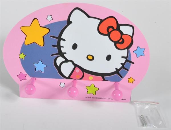 Hello Kitty EVA 3D Hänger OPP ca. 33x23 cm